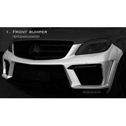 Topcar Front Bumper...
