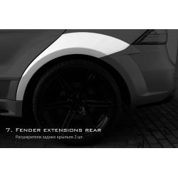 Topcar Rear Fender...