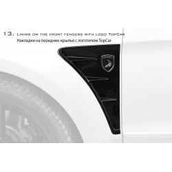 Topcar Side Air Intakes...