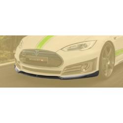 Mansory Front Lip Tesla...